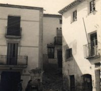 079 La Plaça. Any 1957