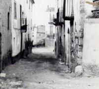 180 Carrer de l'església als anys 60