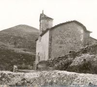 15 Esglesia romànica de Miramar dels anys 50