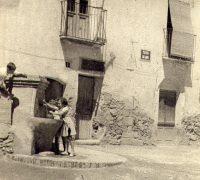 076 Façana de l'Ajuntament a l'any 1957