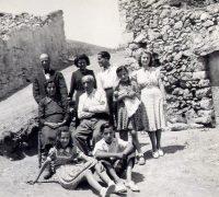 192 Família Inglès Casanovas al Carrer de Dalt