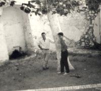 139 Font de la Vila als anys 50.
