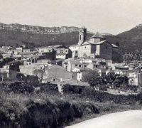 019 Vista de Figuerola dels anys 60