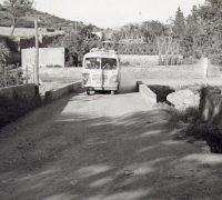 036 Cotxe de linea (Sarralenca) a l'any 1957