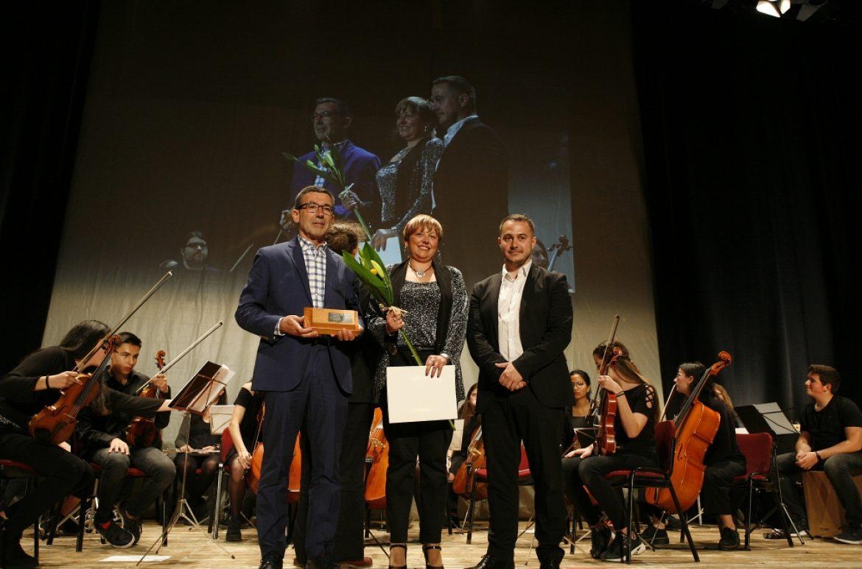 """La Passejada Literària """"Postals poètiques de Figuerola del Camp"""" rep un reconeixement a la """" 36ena Nit de Premis"""" de Valls."""